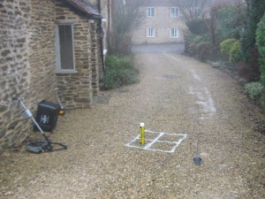 domestic water supply leak detection